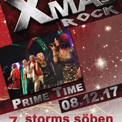 X-MAS ROCK mit PRIME TIME + Aftershowparty