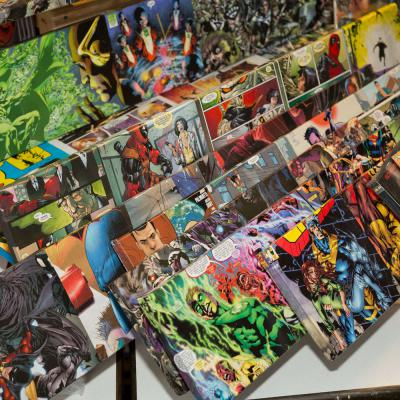 4. Comic- und Mangaconvention Hamburg