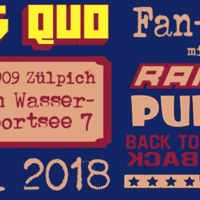 Status Quo Fan-Meeting 2018, Vol. 2
