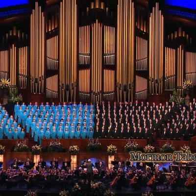 "Mormon Tabernacle Chor präsentiert ""MESSIAS"""