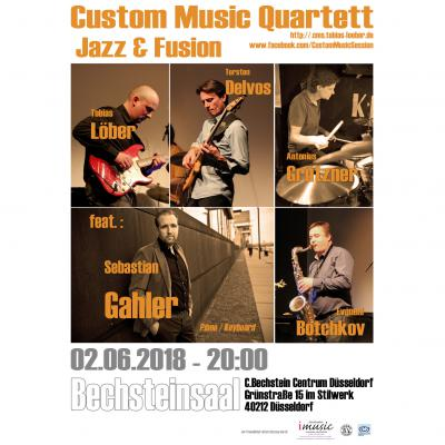 Custom Music Quartett feat. Sebastian Gahler