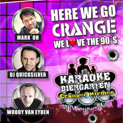 HERE WE GO CRANGE / WE LOVE THE 90´S