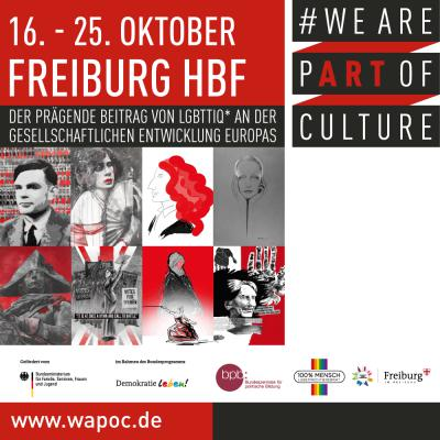 WE ARE PART OF CULTURE Freiburg