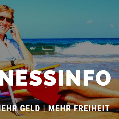Businessinfo - Dein perfektes Online-Business!