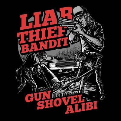 LIAR THIEF BANDIT (SWE) / PALE HEART (STG)