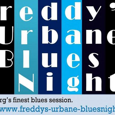 "3. ""Freddy's Urbane Blues Night"""