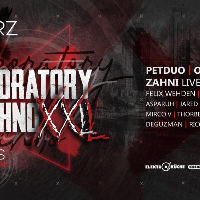 Laboratory Techno XXL
