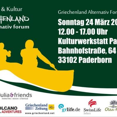 Griechenland Alternativ Forum Paderborn