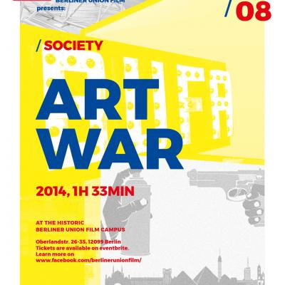 ART WAR – Screening & Panel Discussion