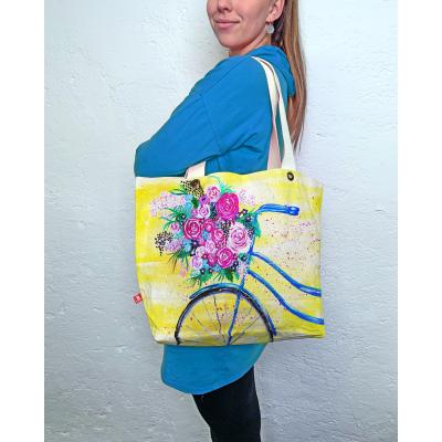 ArtMasters - Design Your Bag - Blumenradl