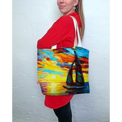 ArtMasters - Design Your Bag - Das Segelboot