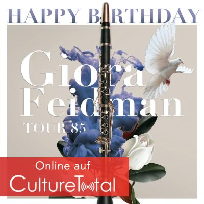 CultureTotal Happy Birthday, Giora Feidman