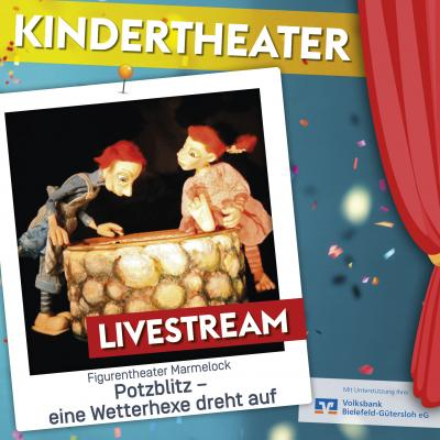 ONLINE // Kindertheater per Livestream