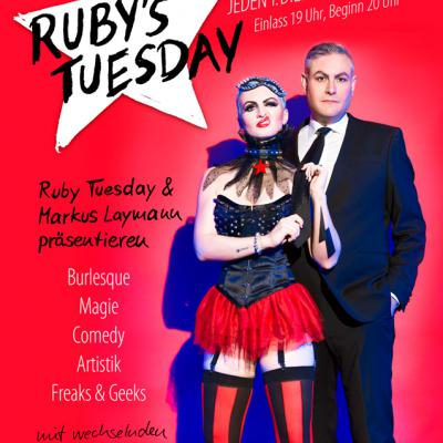 Ruby's Tuesday - Revue reloaded!