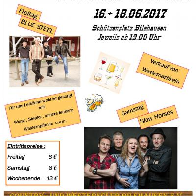 18. Country Night und 5.Country Weekend