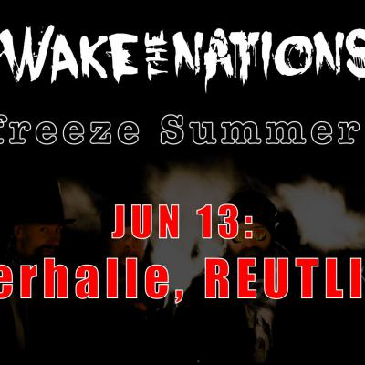 Wake The Nations @ Kaiserhalle, Reutlingen_Bild01