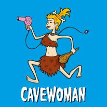 Cavewoman in Lamspringe
